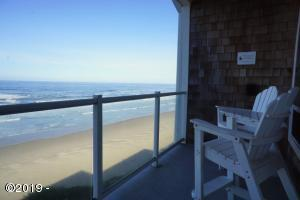 1723 NW Harbor Avenue, #25, Lincoln City, OR 97367 - Deck View