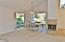 920 NW Highland Dr, Waldport, OR 97394 - Dining & Three sided Fireplace