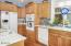 195 SW Nesting Glade, Depoe Bay, OR 97341 - Kitchen View 1