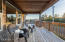 5990 Centerpointe Loop, Pacific City, OR 97135 - Covered deck