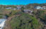 1409 NW Spring St, Newport, OR 97365 - drone shot on west side