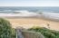 2563 SW Anchor Ave, Lincoln City, OR 97367 - Stairs to Beach