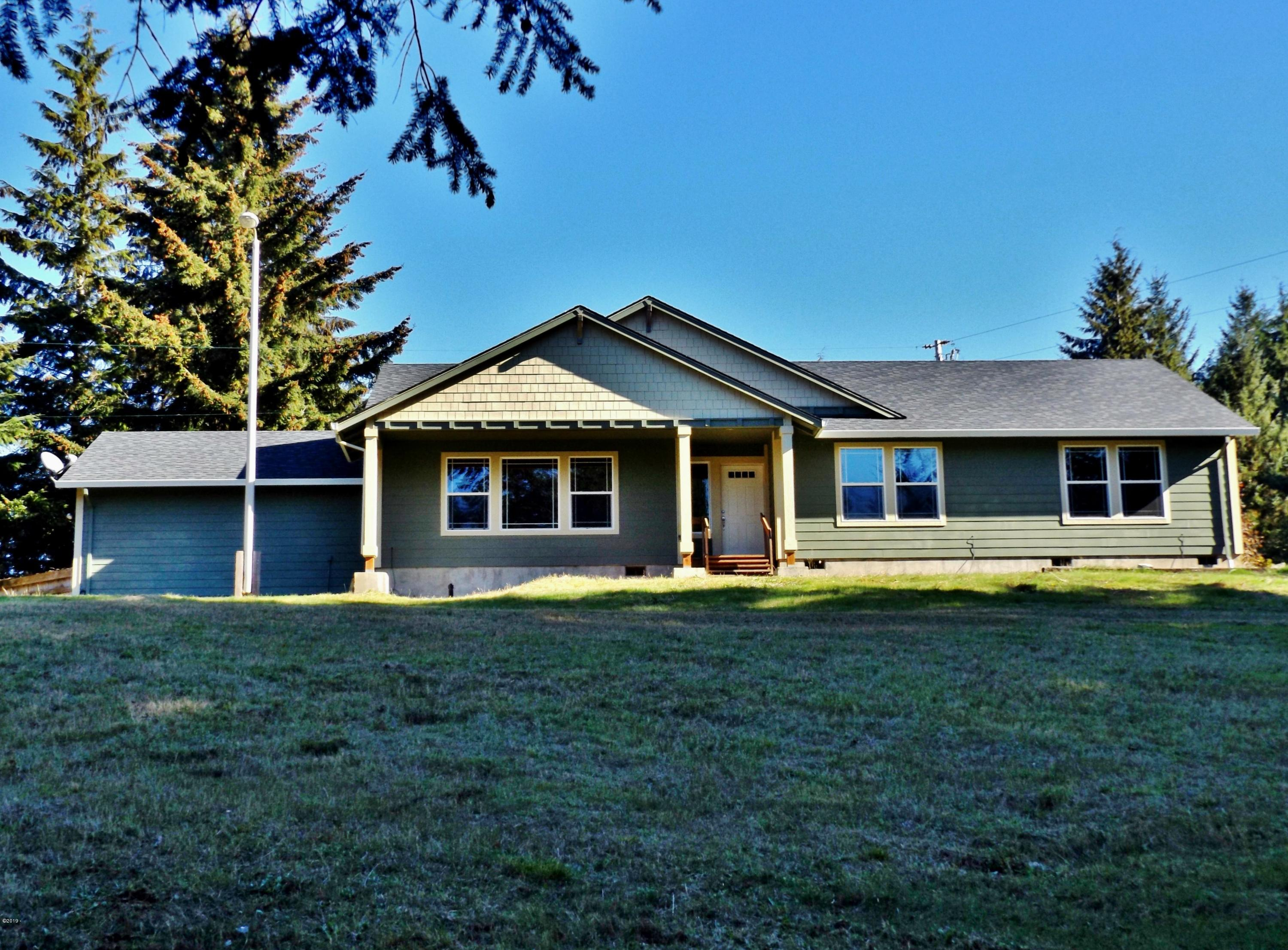353 E Darkey Creek Rd, Waldport, OR 97394 - MLS Main Photo