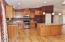 353 E Darkey Creek Rd, Waldport, OR 97394 - Kitchen from Dining Area