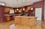 353 E Darkey Creek Rd, Waldport, OR 97394 - Open Concept Kitchen