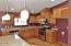 353 E Darkey Creek Rd, Waldport, OR 97394 - Kitchen