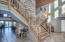 9556 SOUTH Coast Highway, South Beach, OR 97366 - Staircase - View 1