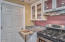 4643 SW Beach Ave, Lincoln City, OR 97367 - Gas Range with Door into Garage