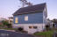 550 SW 28th St, Lincoln City, OR 97367 - View of tuck under garage