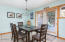 5875 Barefoot Lane, Pacific City, OR 97135 - Dining space