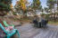 5875 Barefoot Lane, Pacific City, OR 97135 - Expansive back deck