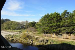 48988 Hwy 101 S., #236 F, Neskowin, OR 97149 - Deck View West