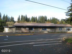 1000 SE Sturdevant Rd, Toledo, OR 97391 - Building Front