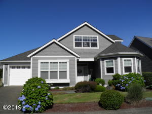 5910 SW Arbor Dr, South Beach, OR 97366 - Front View