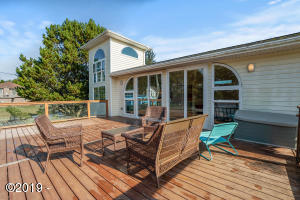 2028 NW 51st St., Lincoln City, OR 97367 - Exterior & deck