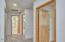 5760 Hacienda Ave, Lincoln City, OR 97367 - Hallway to Bedrooms