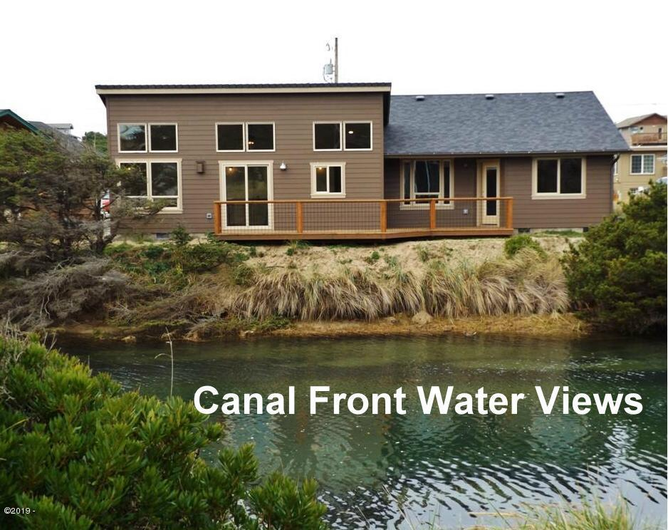 1109 NW Pacific Way, Waldport, OR 97394 - Canal Side