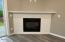 5227 NE Port Ln, Lincoln City, OR 97367 - Gas Fireplace