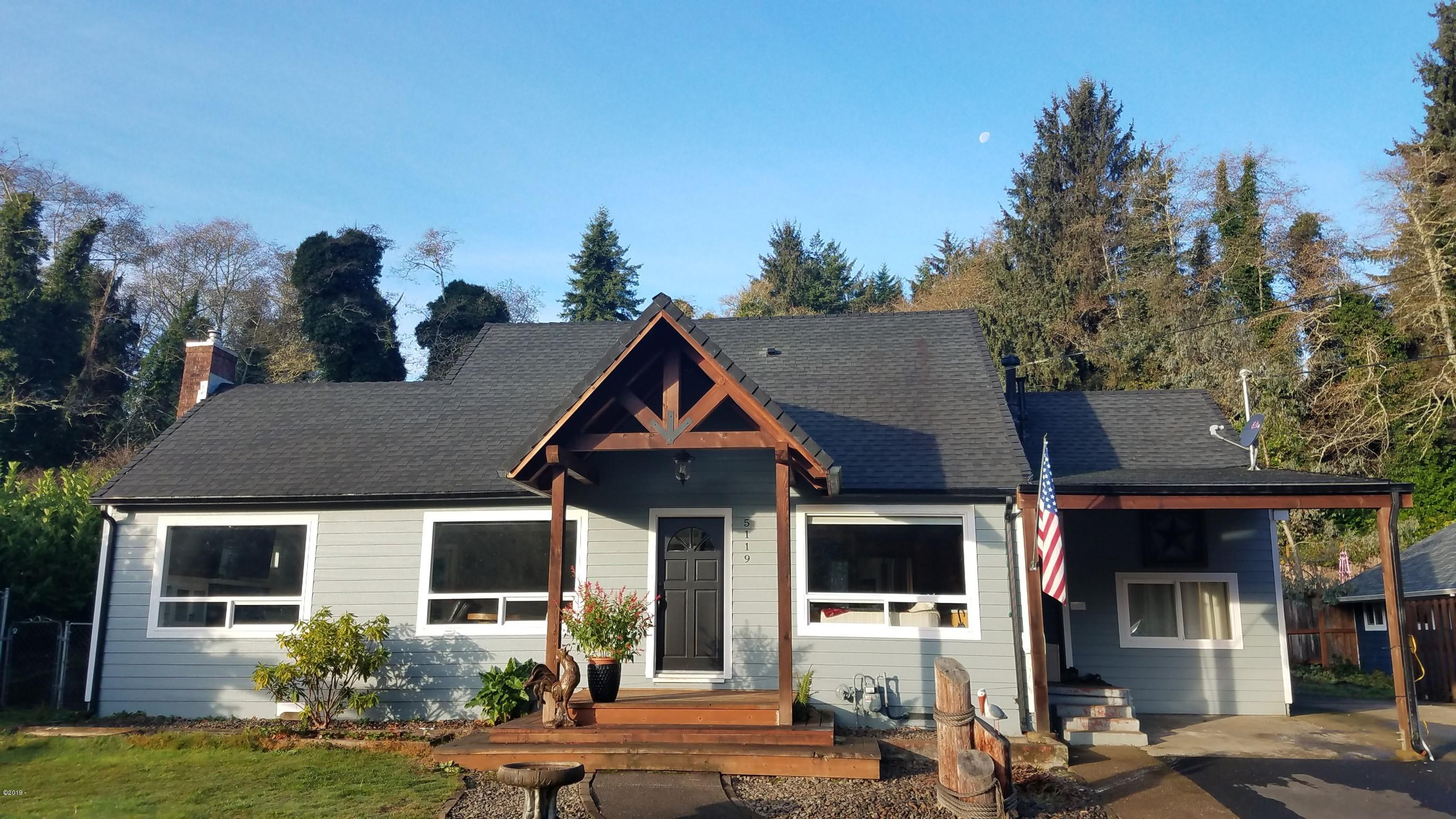 5119 NE East Devils Lake, Otis, OR 97368