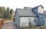 5119 NE East Devils Lake, Otis, OR 97368 - Privacy fence to the neighbors