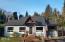 5119 NE East Devils Lake, Otis, OR 97368 - Covered entry with cedar decks