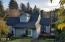 5119 NE East Devils Lake, Otis, OR 97368 - Fenced back yard