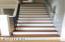 5119 NE East Devils Lake, Otis, OR 97368 - Black Walnut stairs to guest bedrooms