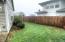 505 NE 71st Pl., M, Newport, OR 97365 - Yard