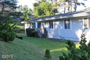 1097 NW Fox Creek Dr, Seal Rock, OR 97376 - exterior- South