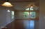 744 SE Winchell Dr, Depoe Bay, OR 97341 - Living room viewed from dining room
