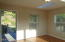 744 SE Winchell Dr, Depoe Bay, OR 97341 - Sunroom with door to deck