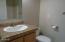 744 SE Winchell Dr, Depoe Bay, OR 97341 - Hall bath