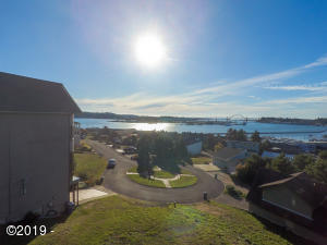 LOT 14 SE Crescent Pl, Newport, OR 97365 - View from lot