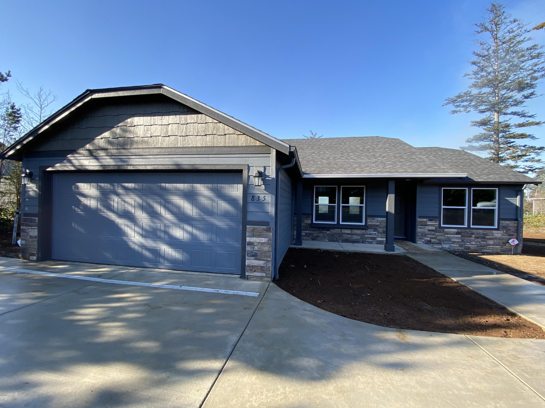 835 NW Bernard St, Seal Rock, OR 97376 - Seal Rock Home