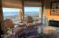 5856 SW Cupola Dr, South Beach, OR 97366 - Evening view from Living Room