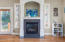 510 Collins St, Depoe Bay, OR 97341 - Gas fireplace