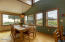 51 NE 55th St, Newport, OR 97365 - Dining Room View
