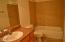 630 SW Fall Street Unit #3, Newport, OR 97365 - Upstairs Bathroom