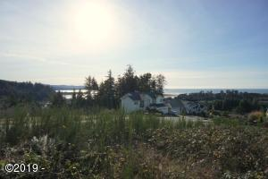 4300 Blk Se Keel Way (lot 64), Lincoln City, OR 97367 - Top of Lot View