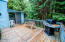 470 Seagrove Loop, Lincoln City, OR 97367 - Deck off Sunroom