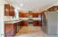 2250 NE Surf Ave., Lincoln City, OR 97367 - Kitchen view 2