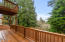 2250 NE Surf Ave., Lincoln City, OR 97367 - Garden level deck