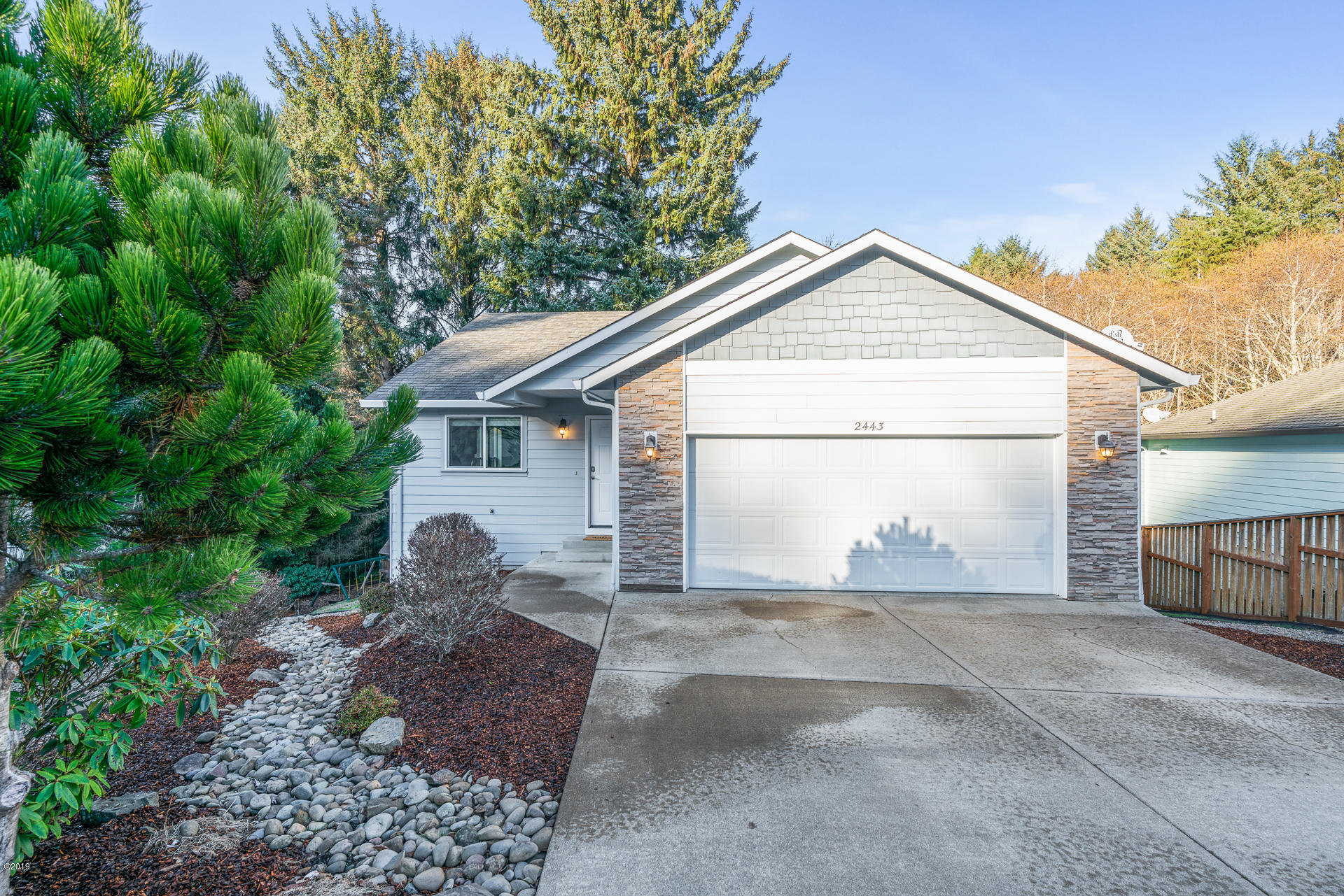 2443 NE 57th Ct., Lincoln City, OR 97367 - Curbside