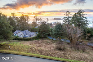 LOT 56 Sea Crest Dr, Otter Rock, OR 97369 - View of vacant lot