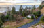 LOT 56 Sea Crest Dr, Otter Rock, OR 97369 - Panned out looking north