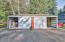 1615 N Bear Creek Rd, Otis, OR 97368 - Shop / RV Garage
