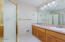 2421 NW Oceanview Dr, Newport, OR 97365 - Master bath