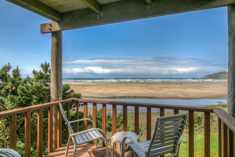 3641 NW Oceanview Dr, 127, Newport, OR 97365 - Deck