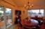 1309 NW Bayshore Dr., Waldport, OR 97394 - Dining Area w/ Views
