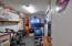 1309 NW Bayshore Dr., Waldport, OR 97394 - Work out room in Garage